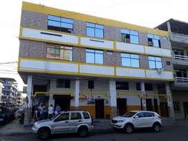 Vendo Edificio Rentero en el Centro Manta