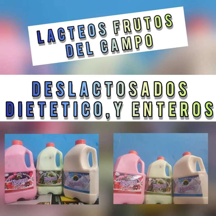 Yogurt frutos el campo 0