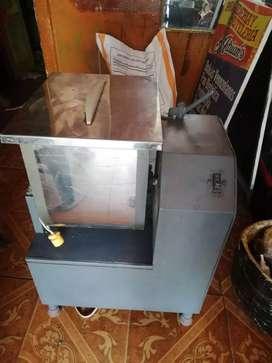 Venta de maquinaria de panaderia