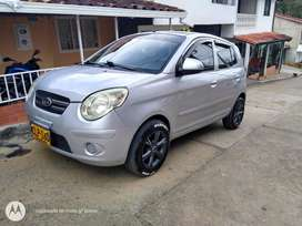 Vendo Kia Picanto morning mod 2008