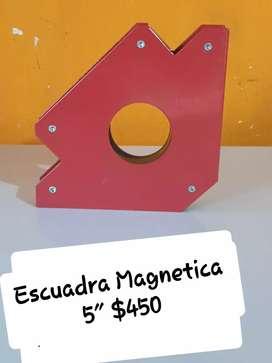 """Escuadra Magnetica 5"""""""