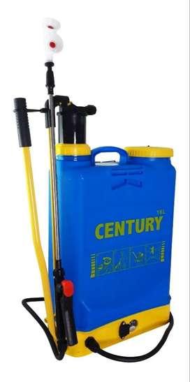 Fumigadora Recargable A Batería Century 16 Lts