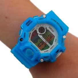 Relojes digitales diseños