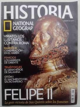 Revista National Geographic Historia:fel