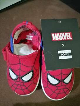 Toms Spider Man Marvel