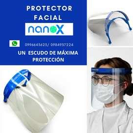 PROTECTOR FACIAL NANOX