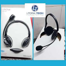 Auricular LifeCHAT lx2000 Microsoft