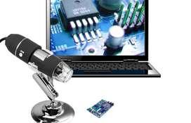 Microscopio Usb Digital 500x Led Electrónico
