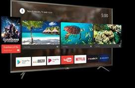 TV SMART TCL ANDROID de 55 4k Nuevos