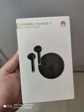 Se vende auriculares Bluetooth Huawei freebuds 3
