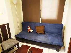 Sofá cama de excelente calidad