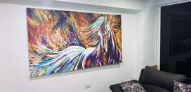 Cuadros decorativos en lienzo personalizados con el diseño que mas te guste