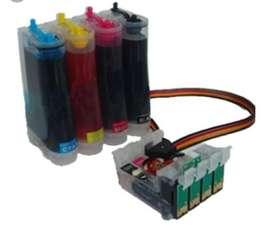 Sistema de Recarga para Epson Xp241