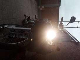 Vendo Yamaha xtz Tenere 250, impecable, nueva, sin uso