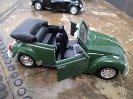 Volkswagen colección de carritos