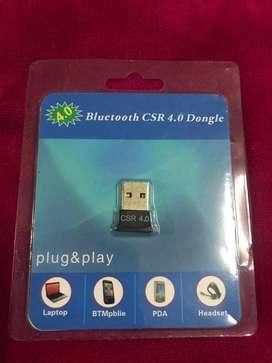 Bluetooth 4.0 Usb Adaptador, Receptor Para Pc,portátil Y Más