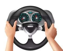 Busco trabajo como chófer tengo licencia A2B