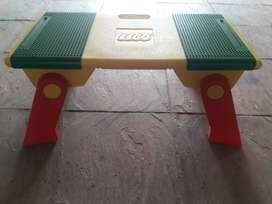 mesa para construcción LEGO