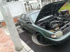 Vendo Nissan Sentra en perfecto estado todo original