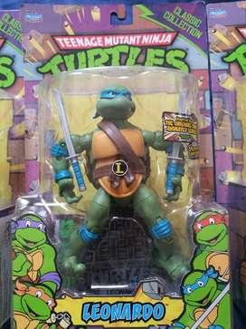 Tortugas Ninja En blister Originales