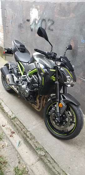 Venta Kawasaki Z 900. Cómo Nueva