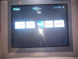 Tv 34 pulgadas