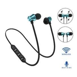 Audifonos Bluetooth Manos Libres Magneticos