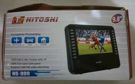 Reproductor Multimedia Hitoshi Ns 999