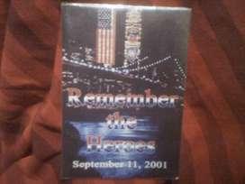 fotos commemorativas  11de septiembre unico