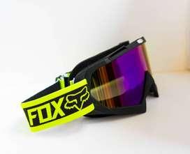 lentes goggles moto