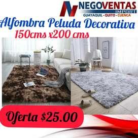 ALFOMBRA PARA SALA MINIMALISTA DE 150X200CMS EN OFERTA UNICA DE NEGOVENTAS