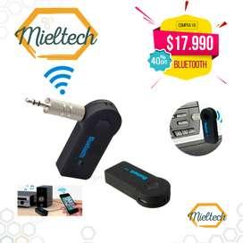 Receptor adaptador transmisor Bluetooth 3.5mm Audio Auxiliar