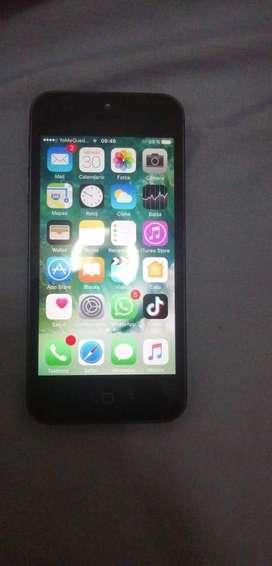 Se vende iphone 5 sin ningun rasguño