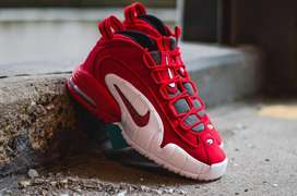 Zapatillas Nike Air  Penny 2 Red Talla Eur 42