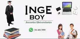 INGEBOY ASESORIAS UNIVERSITARIAS