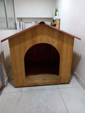 Oportunidad Casa perro grande y mediano