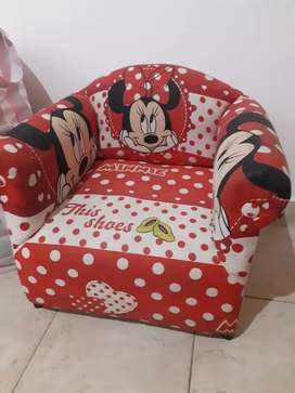 Sillon impecable minnie