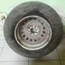 Vendo Rueda De auto de fiat 147