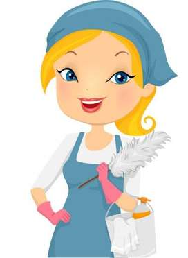 Empleada Con amplia experiencia en limpieza lavado y planchado