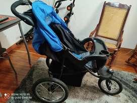 Coche para bebe de tres ruedas bebesit