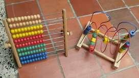 Juegos didácticos para  niños Ikea.