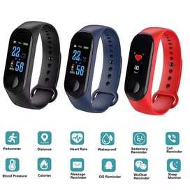 Reloj de monitoreo de la salud