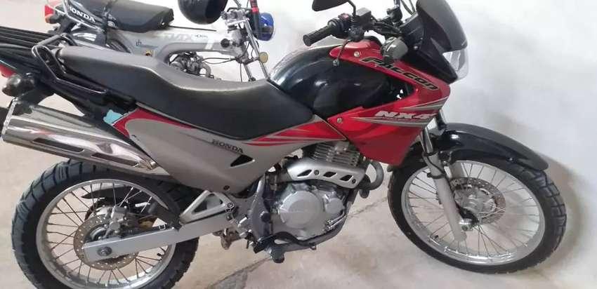 Honda falcon nx400 0