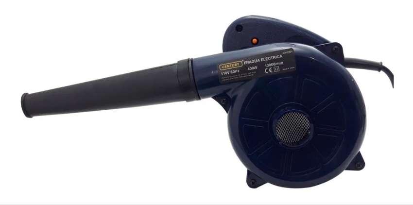Sopladora Aspiradora Blower Para Limpieza 400w 0