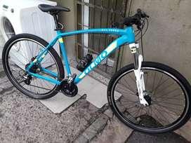 Bicicleta olmo alterra 29