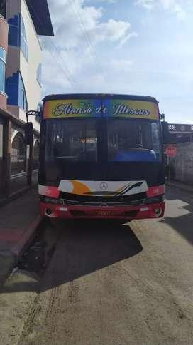 Venta de bus con acciones y derechos