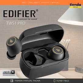 AUDIFONO EDIFIER TWS1 PRO APTX