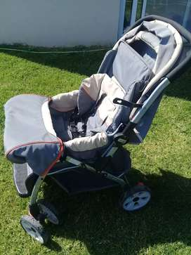 Vendo carrito de bebe en MUY BUEN ESTADO