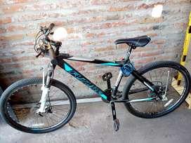 Vendo bicicleta futura  nueva