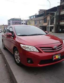Toyota Corolla full 2012